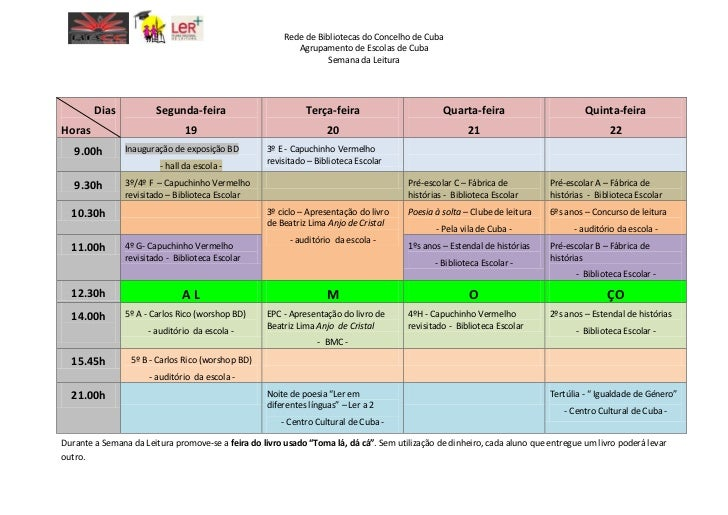 Semana leitura 2012_provisorio
