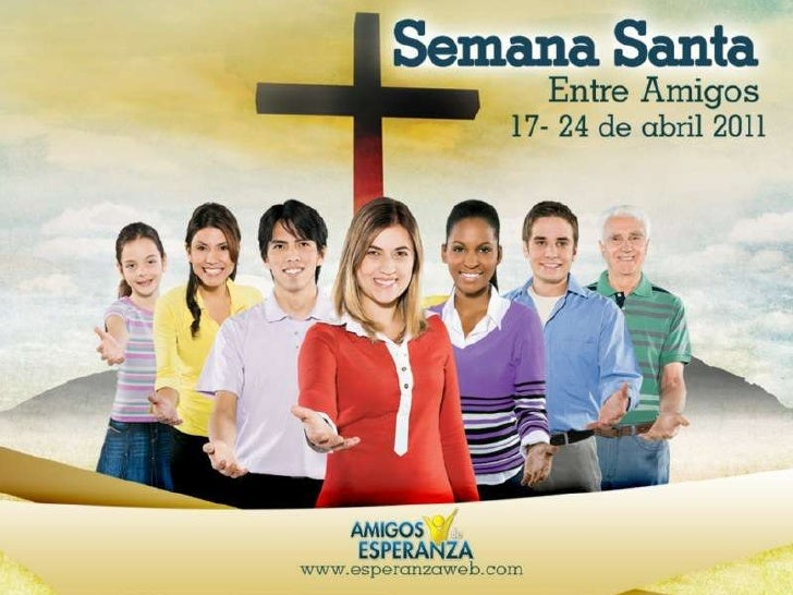 Semana santa   tema 8 - pablo y jesus