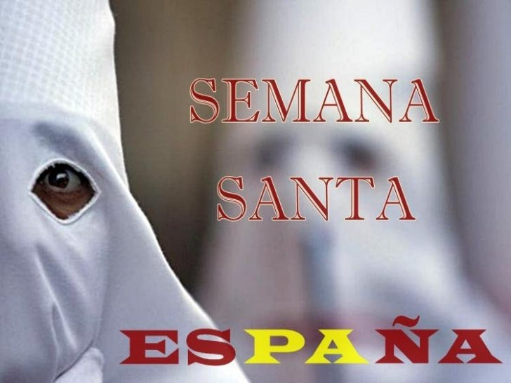 Semana Santa España