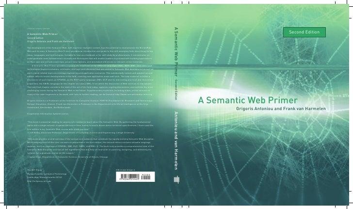 Semantic web-primer