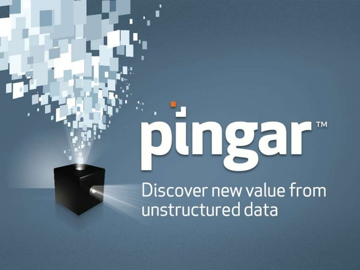 Discover New Value from Unstructured Data
