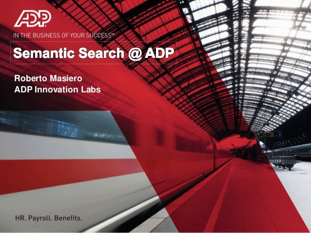 Semantic search in the cloud