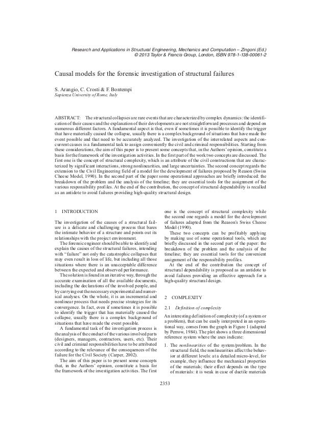 Research and Applications in Structural Engineering, Mechanics and Computation – Zingoni (Ed.) © 2013 Taylor & Francis Gro...