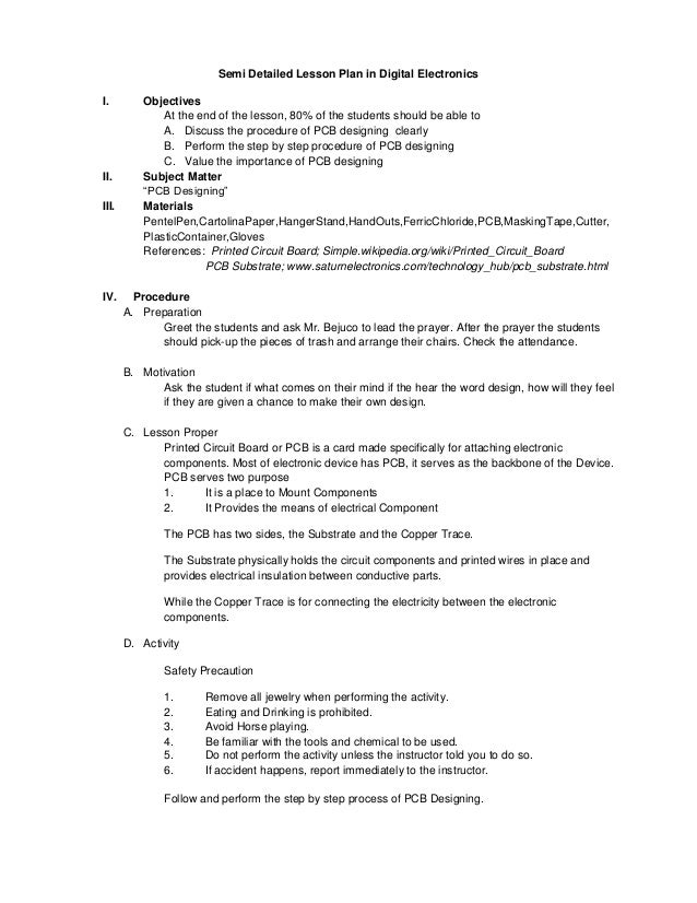 semi detailed lesson plan in grades 1 3 Program,the worksheets are intended for use with students in grades 3-5these children bridgescom elementary school sample lesson plans 3 lesson plan 3.