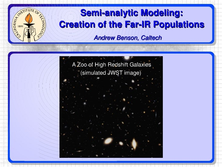 Semi-Analytic Modeling: Creation of the Far-IR Populations