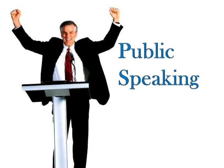 Agustrainer on Public Speaking Presentation