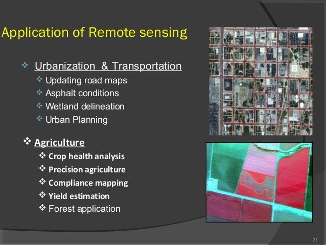 what is remote sensing pdf