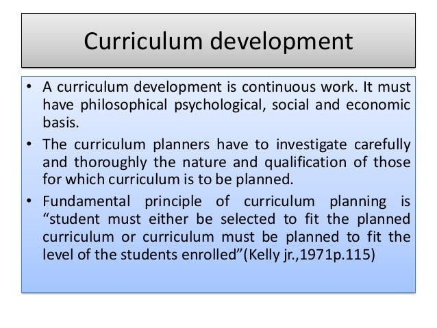 what is the theory behind core curriculum Curriculum design in higher education: theory to practice by geraldine o'neill is  more complex task of programme design and how theory and models of curriculum ap.