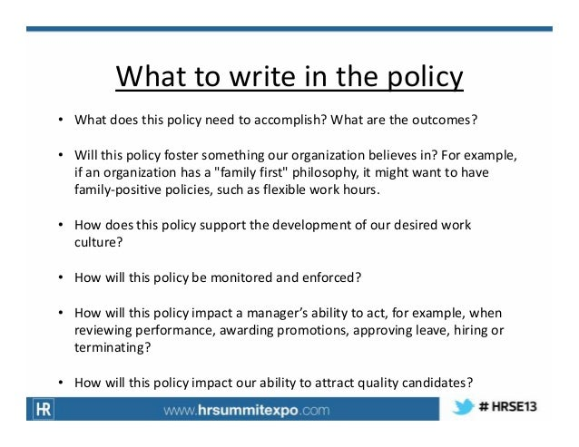 writing policies and procedures Page 1 of 4 integrity & compliance office wwwpolicyvcuedu policy@vcuedu 8048283982.
