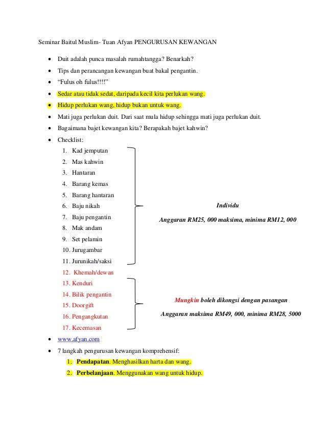 Baitul Muslim seminar Bahasa Melayu 4