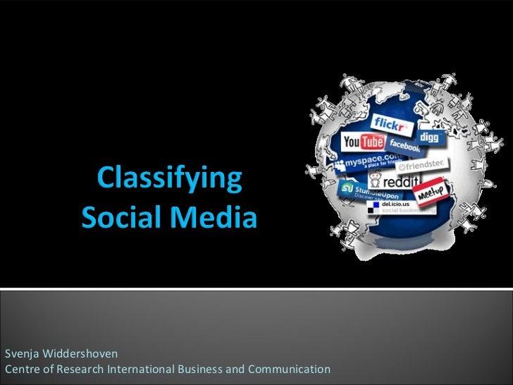 Svenja WiddershovenCentre of Research International Business and Communication
