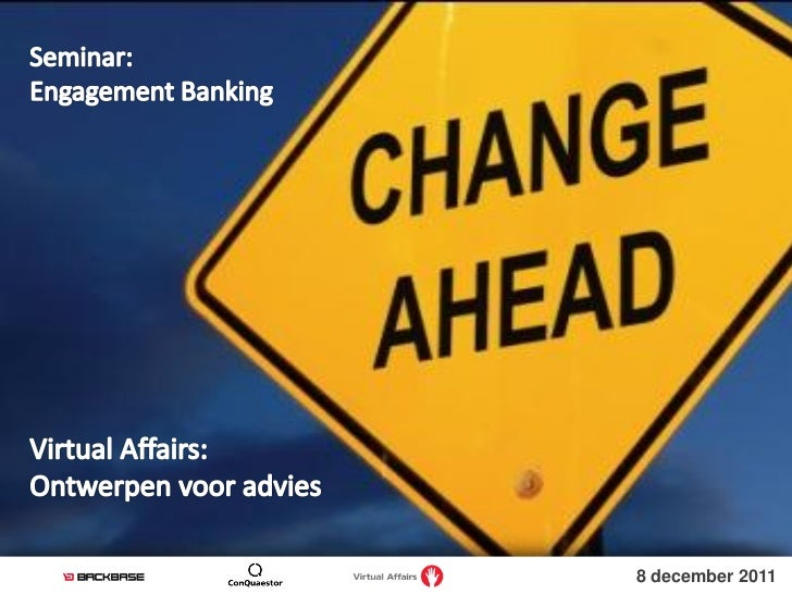 Seminar engagement banking 08122011