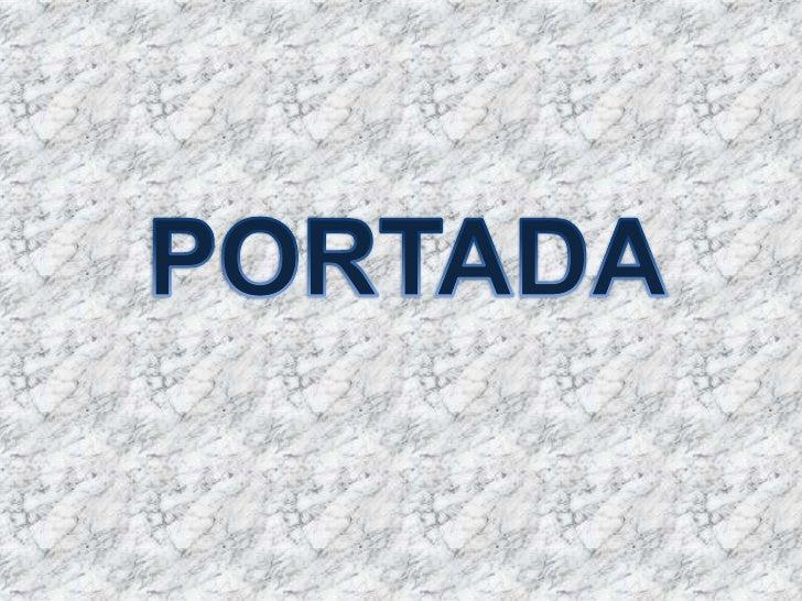 PORTADA<br />