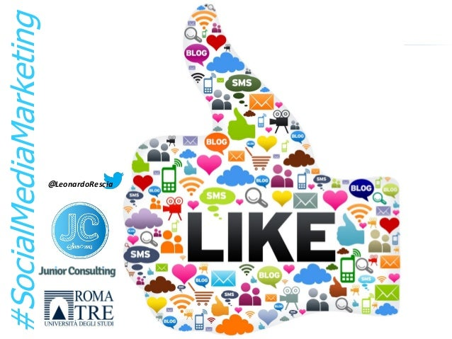 #SocialMediaMarketing Versione 2013
