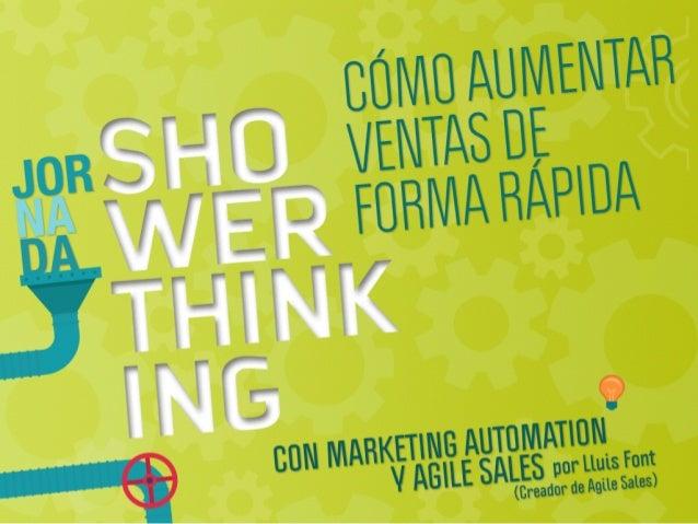 IntroducciónCÓMO AUMENTAR VENTAS DE FORMA RÁPIDA CON MARKETING AUTOMATION Y AGILE SALES