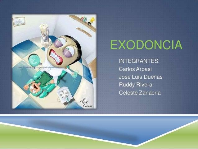 Exodoncia (cosme gay)
