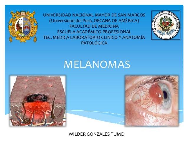 UNIVERSIDAD NACIONAL MAYOR DE SAN MARCOS  (Universidad del Perú, DECANA DE AMÉRICA)            FACULTAD DE MEDICINA      E...