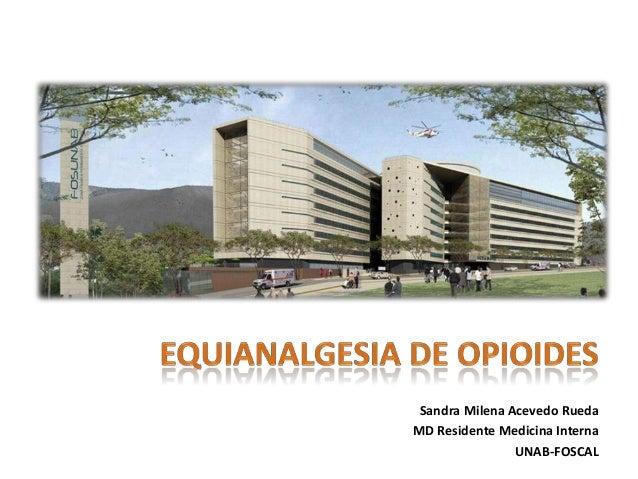 Sandra Milena Acevedo Rueda MD Residente Medicina Interna UNAB-FOSCAL
