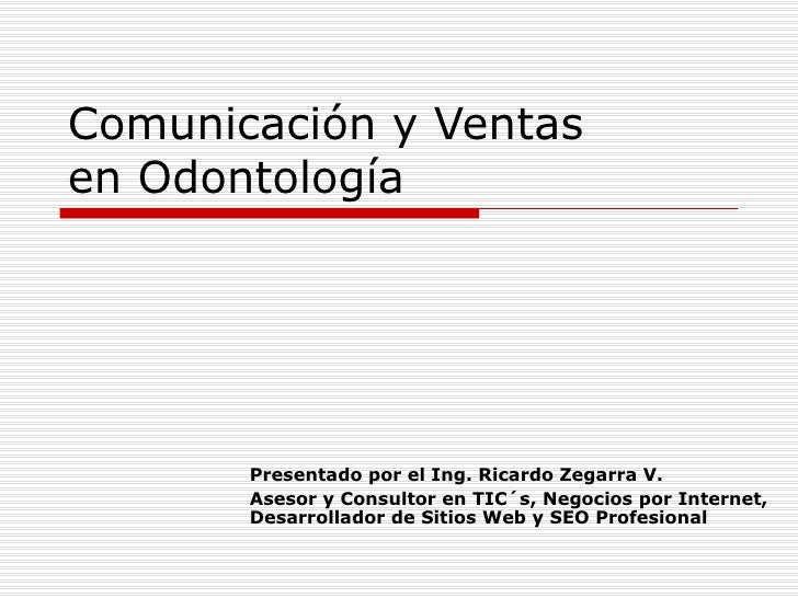 Marketing por Internet 2 - Ricardo Zegarra