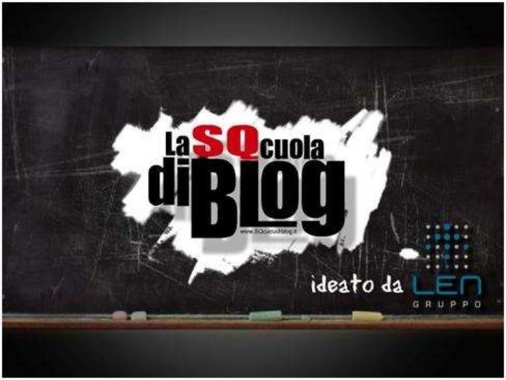 Seminario SQcuola di Blog Pinterest Valeria Moschet