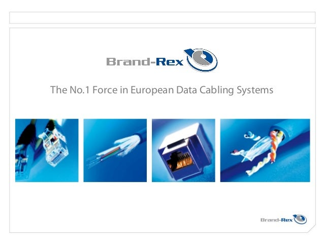 The No.1 Force in European Data Cabling Systems