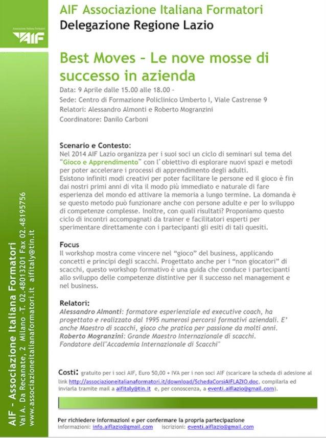 AIF Lazio_Seminario 9 aprile
