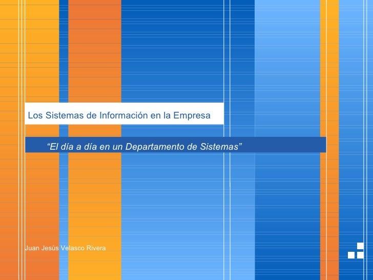 Seminario Sistemas de Información (2008)