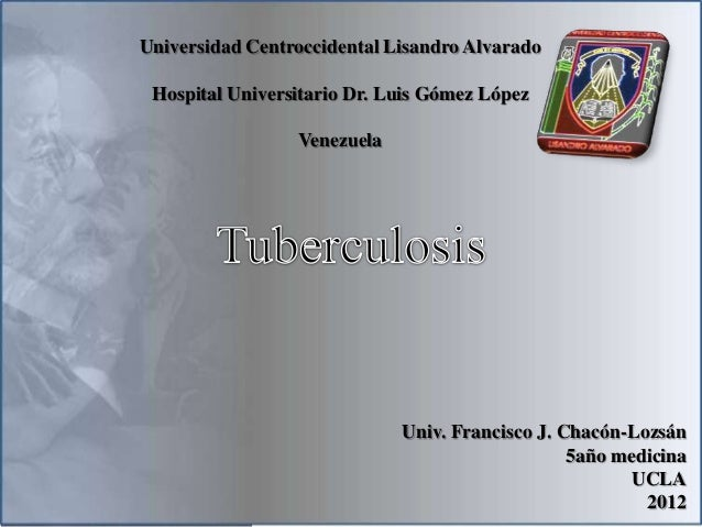 Tuberculosis en Venezuela.