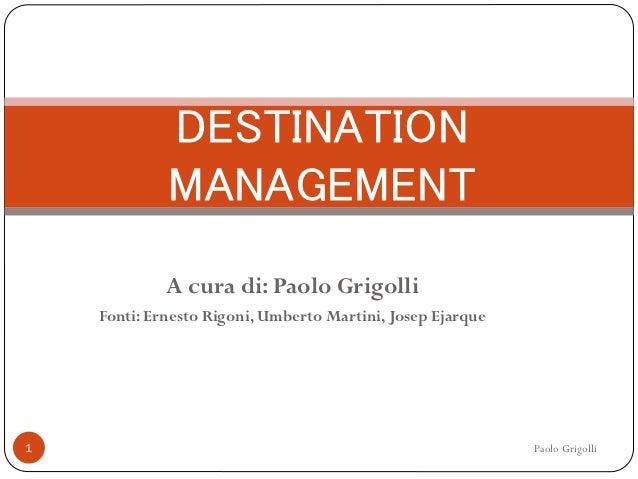 Seminario turismi responsabili. Paolo Grigolli. Museo MAV Ercolano, Napoli