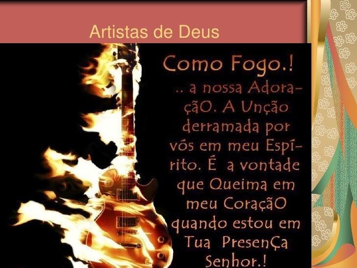 Artistas de Deus<br />