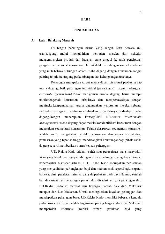Seminar laporan