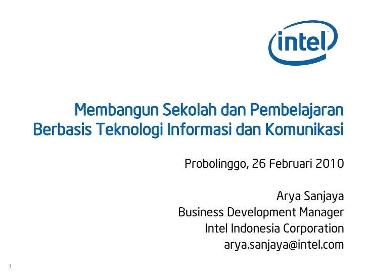 Seminar Pendidikan Probolinggo 26 Feb2010