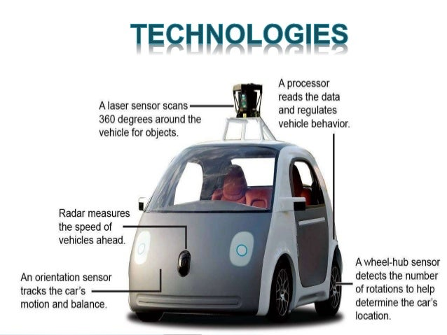 Facts About The Self Driving Car