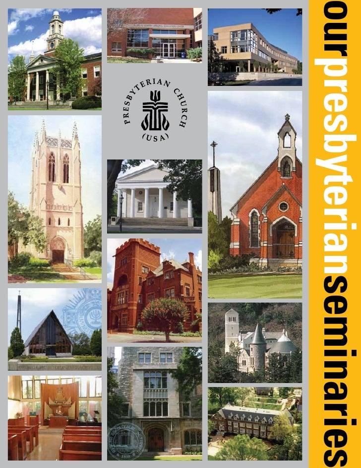 Seminary Brochure