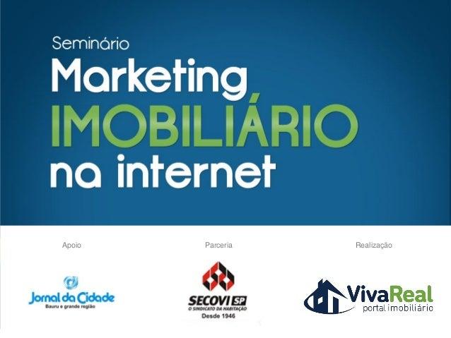 Seminário de Marketing Imobiliário na Internet - Rafael Landa