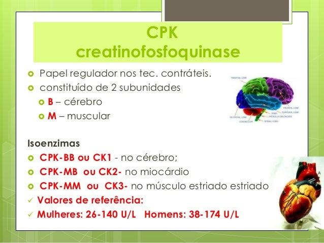 Cpk exame