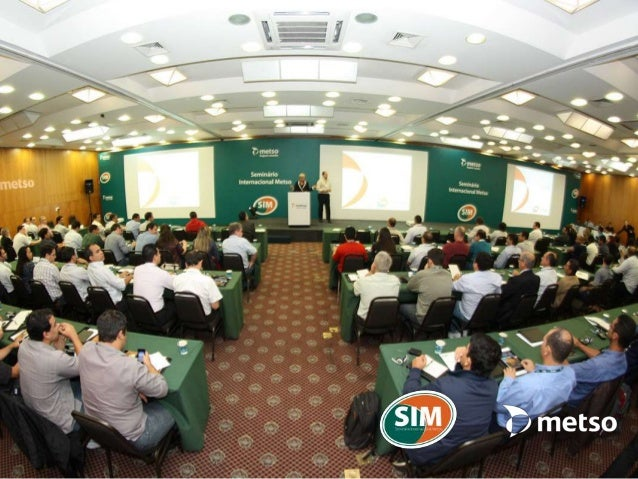 Seminário Internacional Metso 2013
