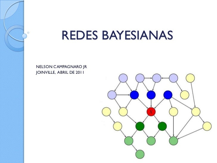 REDES BAYESIANASNELSON CAMPAGNARO JRJOINVILLE, ABRIL DE 2011