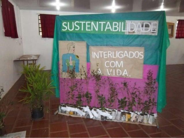 Seminário sustentabilidade