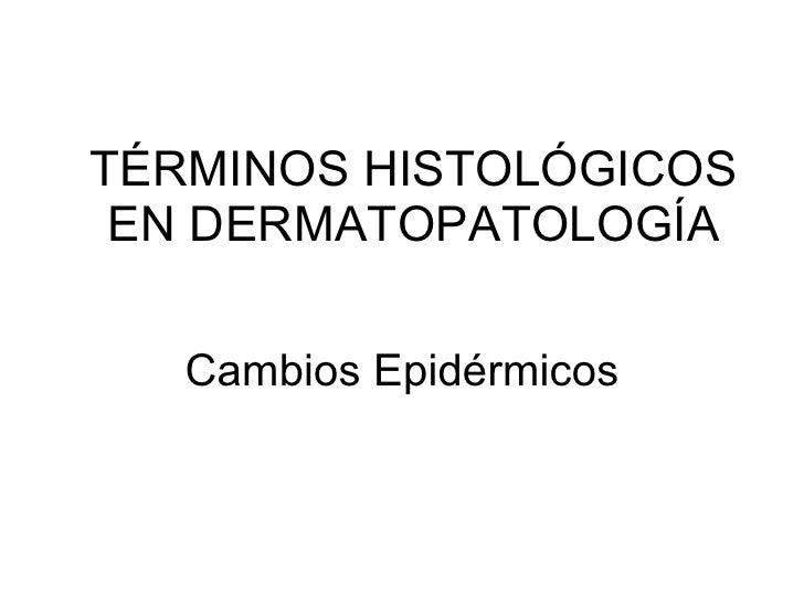Semiologia Patologia Piel Unal