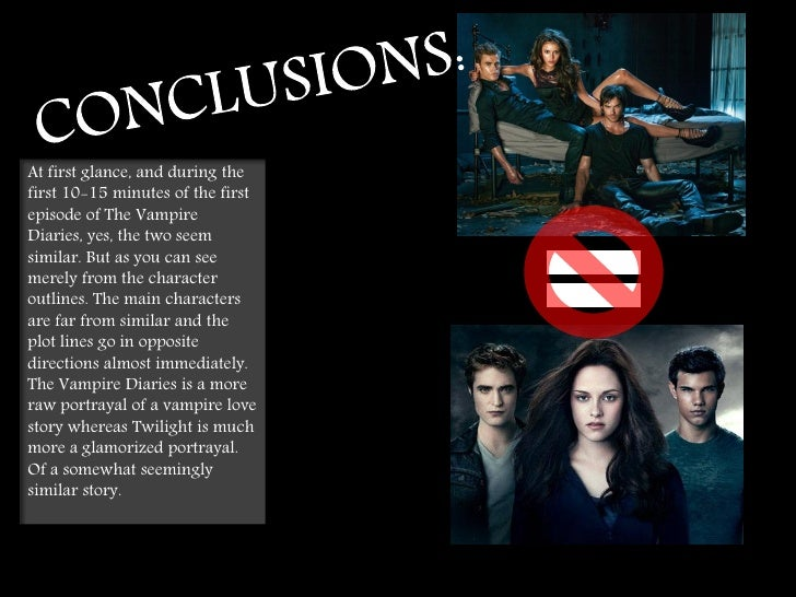 """an analysis of the vampire diaries The vampire diaries,"""" riding a seemingly endless tide of interest in vampire  arcana, begins on thursday as another slickly produced series."""
