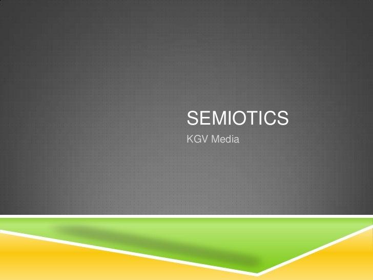 SEMIOTICSKGV Media