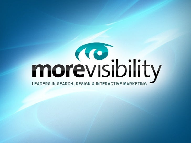 MoreVisibility Search Engine Marketing Simplified