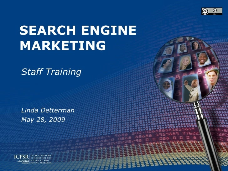 Search Engine Marketing Training