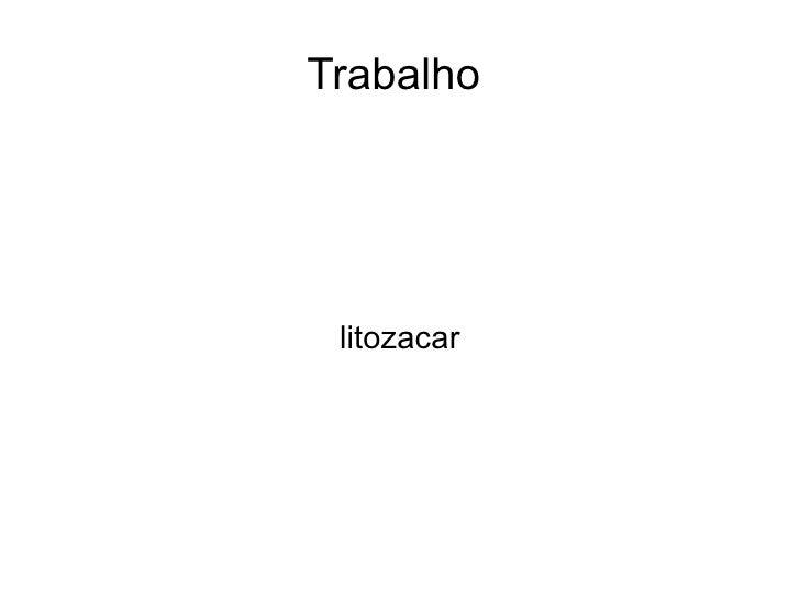 litozacar