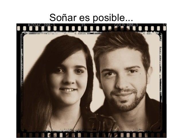 Soñar es posible...