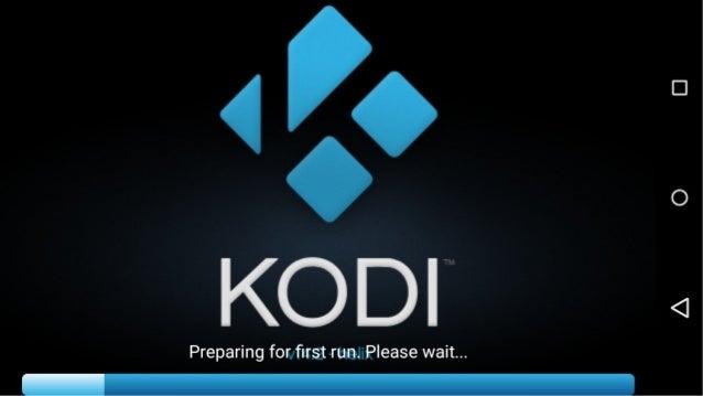 4%  KODI  Preparing fox/ fast rubliPlease wait. ..