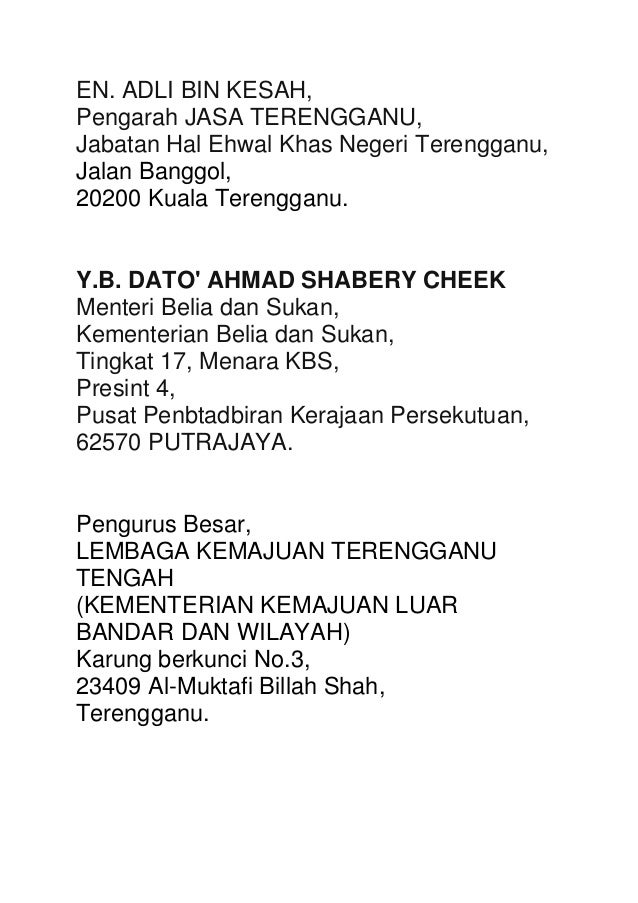 Senarai sumbangan 2011