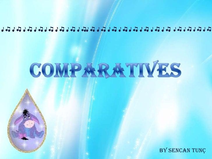 comperatives