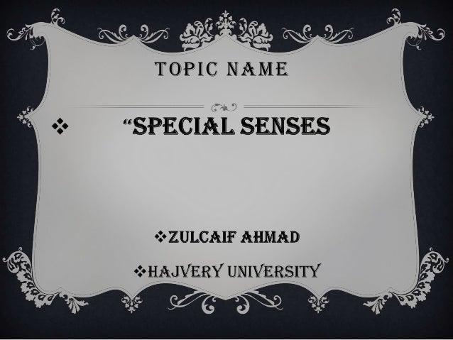 Sence [vision]